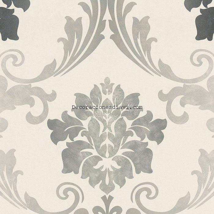 Die besten 25+ Barock tapete grau Ideen auf Pinterest Barock - tapete grau beige