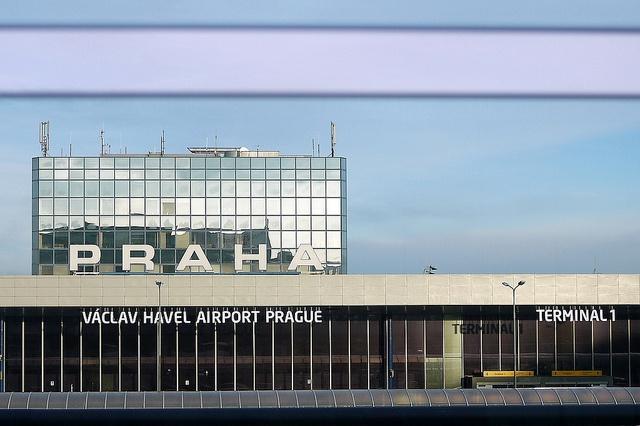 Václav Havel Airport Prague by kozusnik.eu, via Flickr