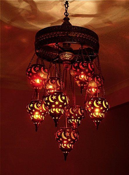 Lantern Chandeliar