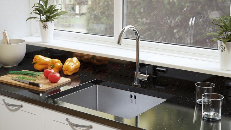 """Check out my @Behance project: """"Sink closeup"""" https://www.behance.net/gallery/43383623/Sink-closeup"""