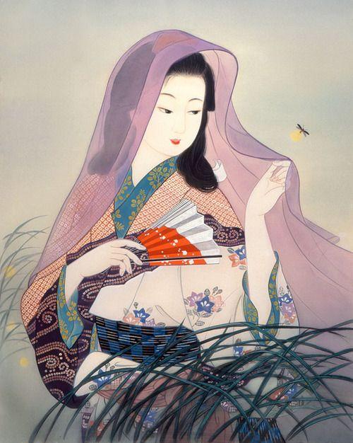Japanese Art-Kisho Tsukuda