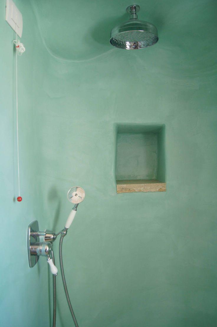 rivestimento doccia#mikrocemento nextconcrete