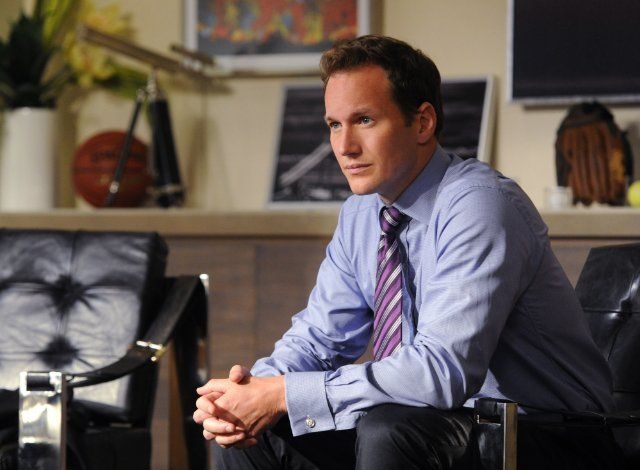 I really wish people would have watched A Gifted Man so I could see more of Patrick Wilson.