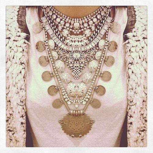 statement necklace - wow #dylanlex