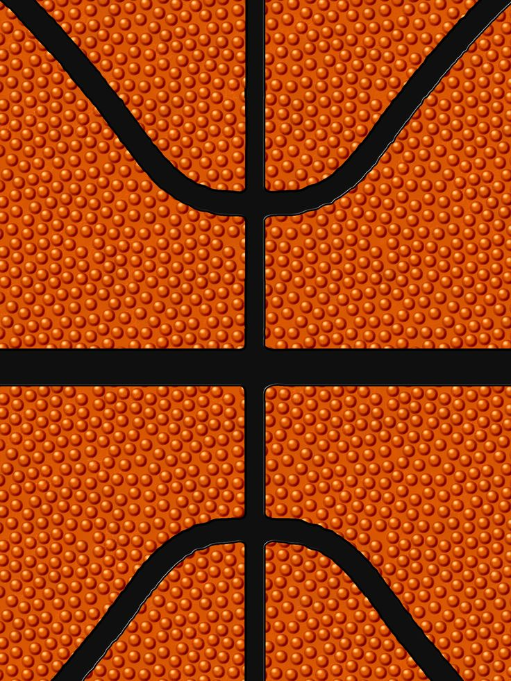 Basketball background for your phone, iPad or tablet. Goes with the basketball theme skin.