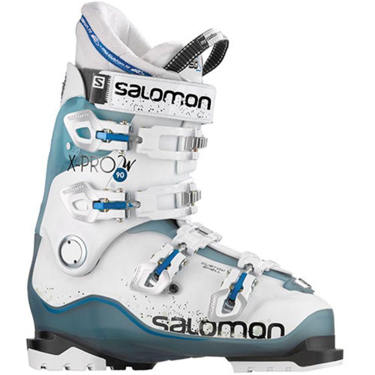 Salomon X Pro 90 W 2014 Ski Mag Ski Boots Ski Women Womens Boots