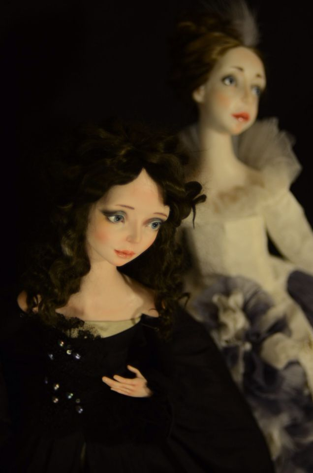 Art doll Tony Nadtochiy