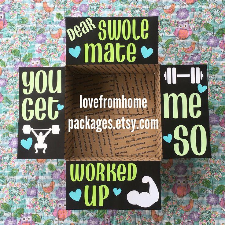 25+ Best Ideas About Care Package Boyfriend On Pinterest
