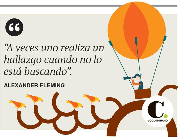 Frase publicada en El Colombiano el domingo 22 de marzo de 2015.