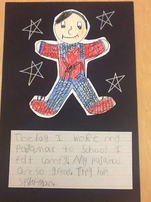 Pajama Day (Class Book)
