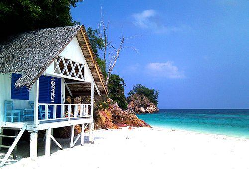 Island Paradise, Pulau Rawa, Malaysia