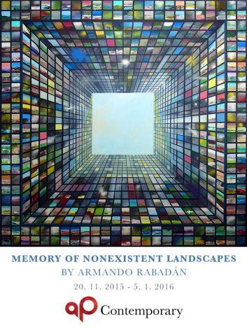 http://www.apcontemporary.com/Memory-of-Nonexistent-Landscapes-by-Armando-Rabadan