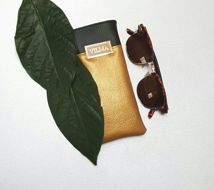 Waiting for sunny days🌄 Featuring the glasses case. Shop at http://vilmaboutique.com .