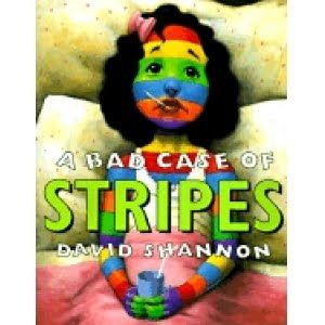 beginning of year- Bad Case of Stripes lit. response activity (class book)David Shannon, Book Worth, Book Favorite, Bad Cases, Reading Aloud Activities, Favorite Book, Children Book, Pictures Book, First Grade Reading Aloud Book