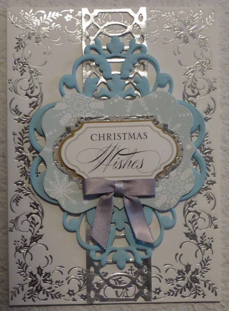 Anna Griffin card making items