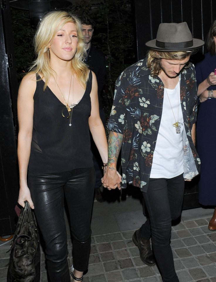 from Ricardo ellie goulding dating mcfly