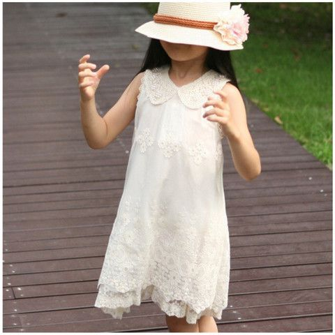 Pearl Collar – Kiki's Corner. $23.00 + Postage. Available in size 2-7y. #weddings #namingday #partydress #girlsdress