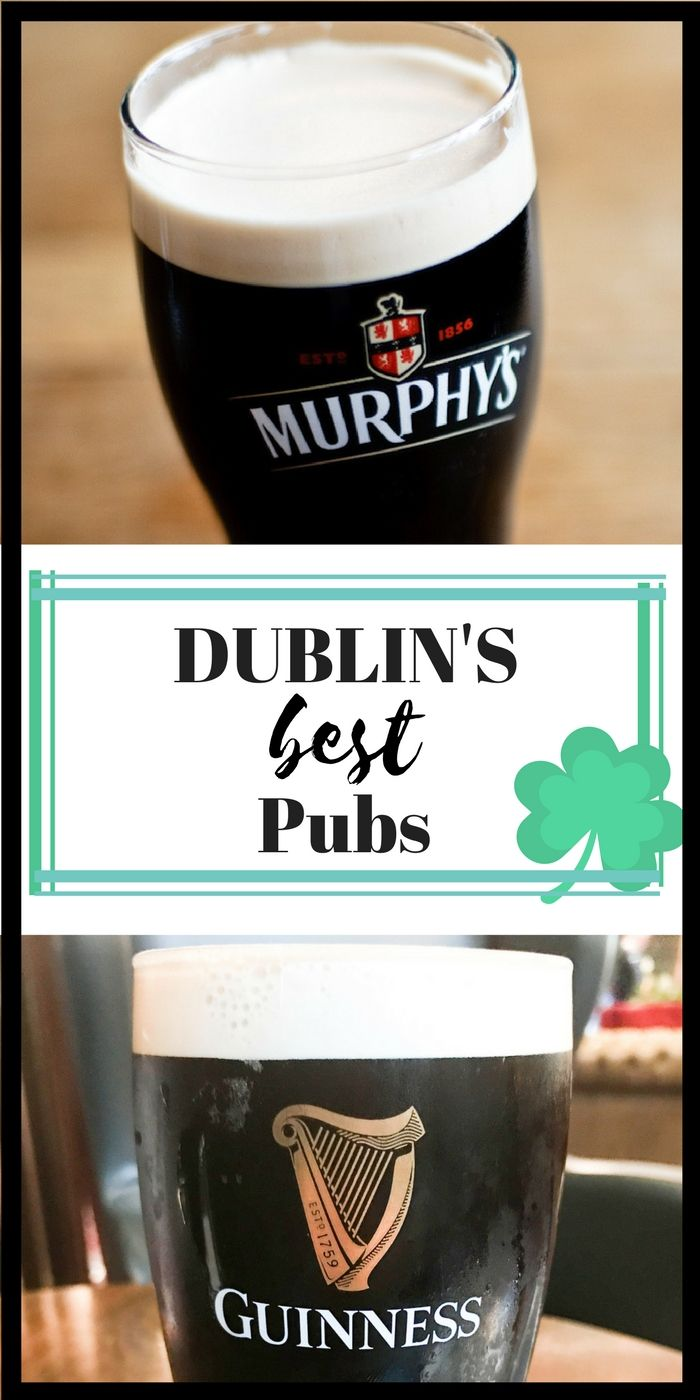 Dublin's Best Pubs (According to locals!) Skip the tourist spots and head to one of these local favourites to grab a pint on your visit to Dublin ***** Dublin | Pubs | Irish Pubs | Dublin Pubs | Best Pubs | Ireland | Ireland Tips | Dublin Itinerary| Guinness | Dublin Nightlife |