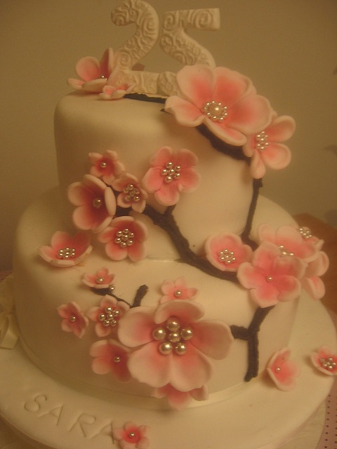 102 Best Images About Wedding Cakes On Pinterest