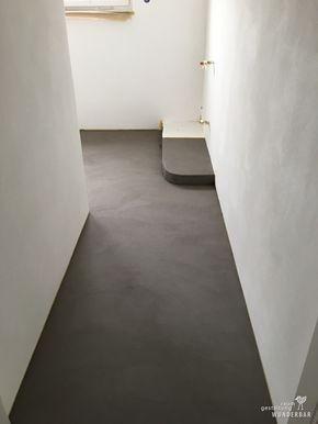 die besten 25 bodenbeschichtung ideen auf pinterest betonboden sichtestrich und. Black Bedroom Furniture Sets. Home Design Ideas