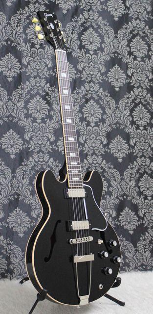 2013 Gibson ES-390 Ebony