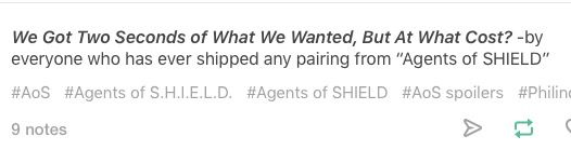 Agents of shield - ikr!