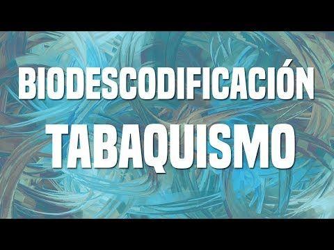 TABAQUISMO - BIODESCODIFICACIÓN - YouTube