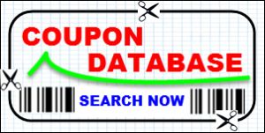 Coupon Database – Searchable, Printable Online Grocery Coupons