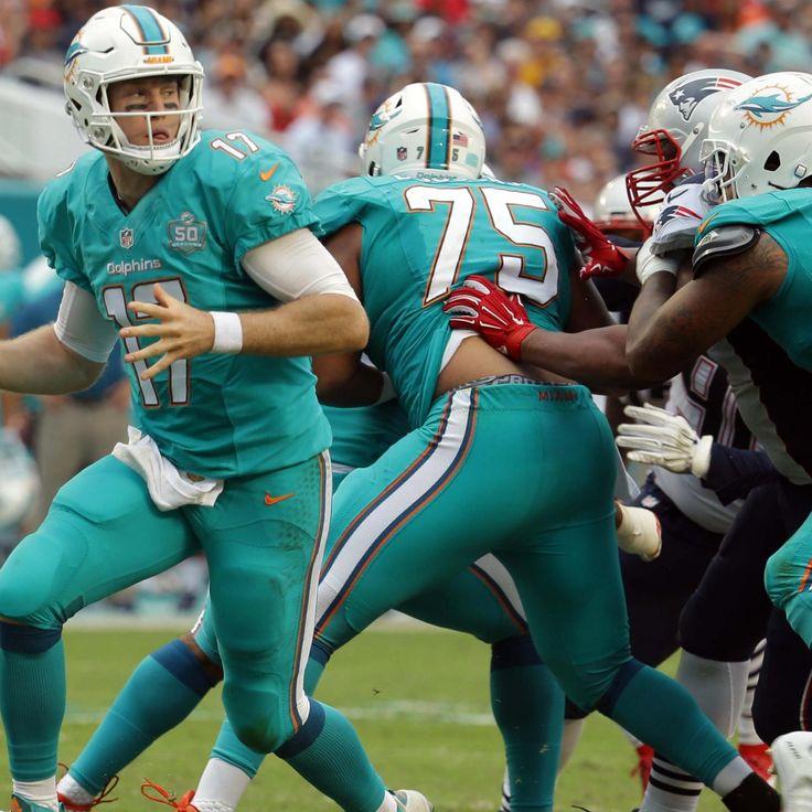 Patriots vs. Dolphins: Score and Twitter Reaction from 2016 Regular Season | Bleacher Report