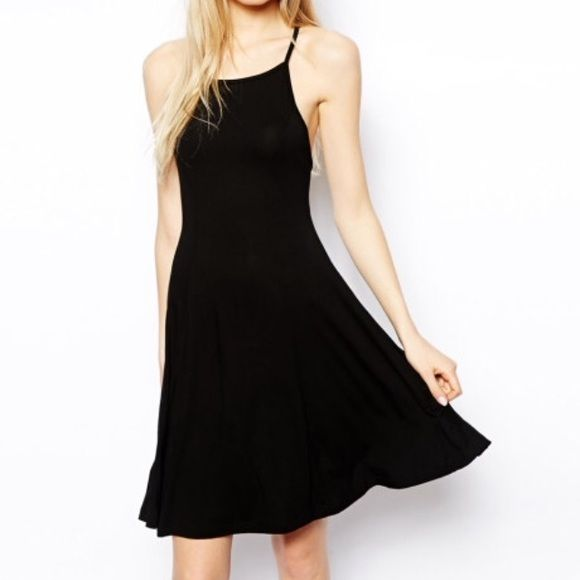 Black sundress! Black sundress , not.  Lulu Lulu's Dresses