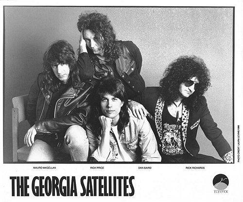 The Georgia Satellites Press Kit Photo Https Www