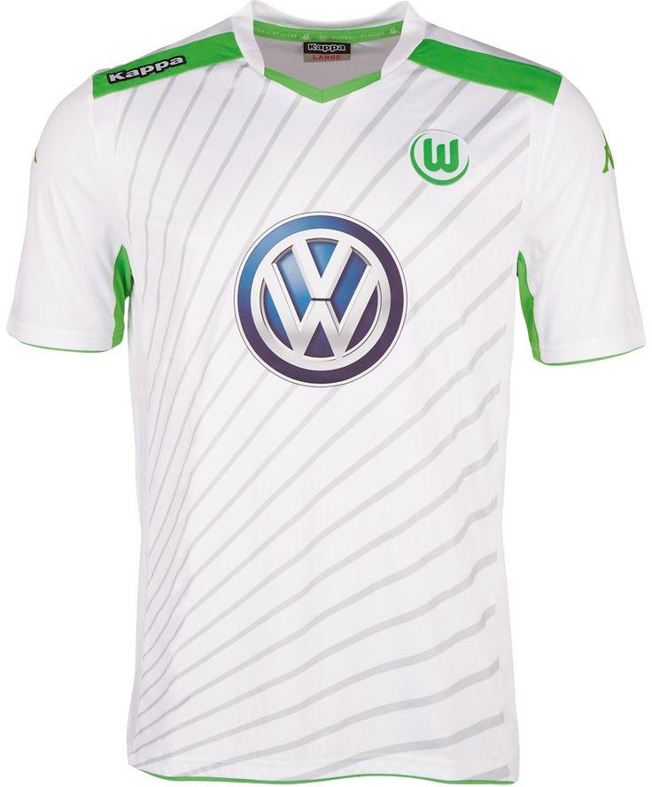 VfL Wolfsburg 2014-15 Kappa Away