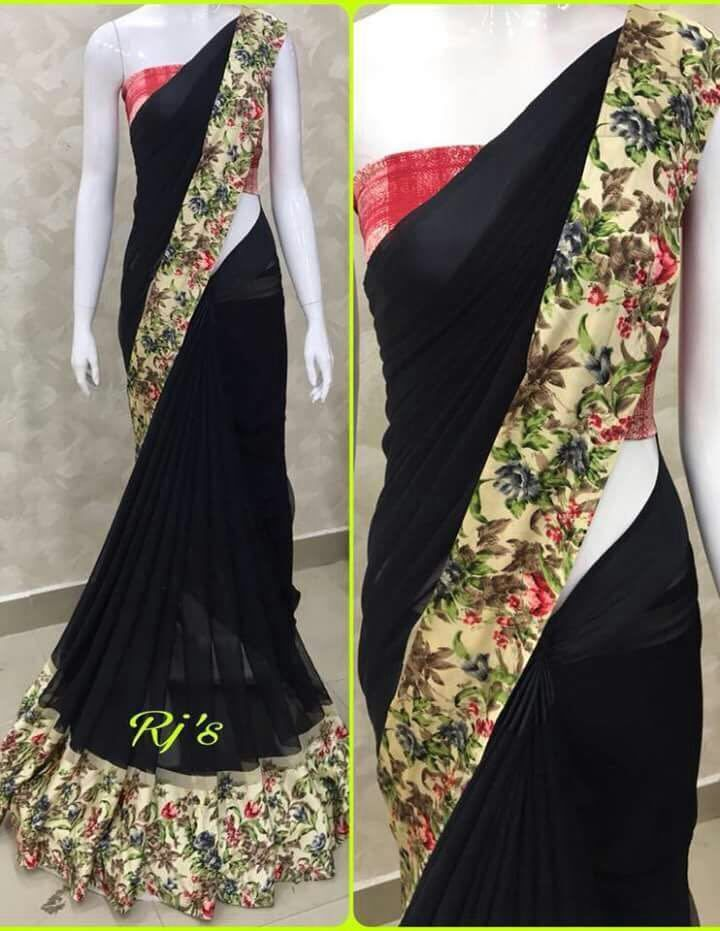 Sari Bollywood Saree Lengha Indian Ethnic Pakistani Designer Wedding sari SUM #Unbranded #BollywoodSaree