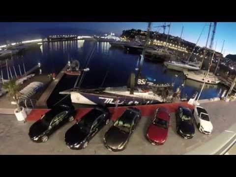 Maserati & Soldini - Drive & Sail Experience - Monaco - YouTube