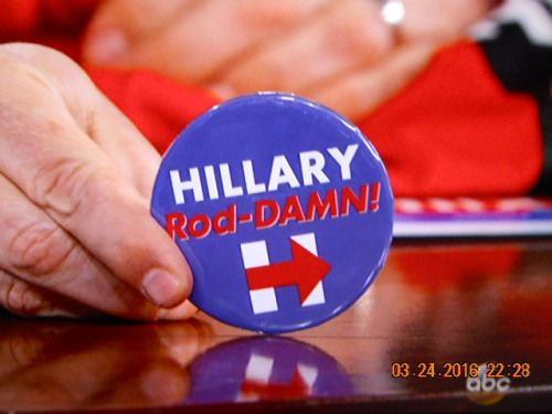 Quiz: Which of These Terrible Hillary Clinton Campaign Slogans Were Real Options?