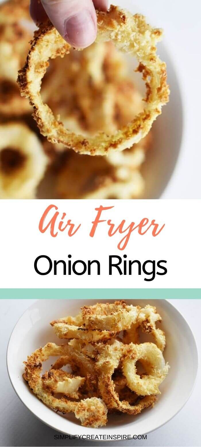 Air Fryer Onion Rings Recipe in 2020 (With images) Air