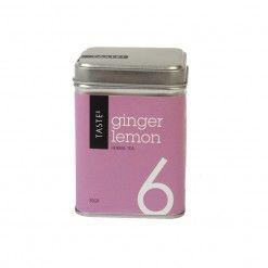 herbal tea GINGER LEMON taste3tea.com