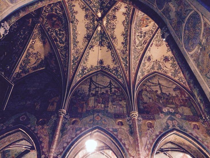 Prague, church