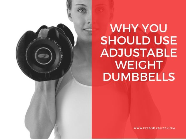 Why You Should Use Adjustable Weight Dumbbells http://www.slideshare.net/fitbodybuzz/why-you-should-use-adjustable-weight-dumbbells #workout #fitness