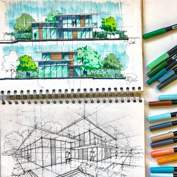Markers on layer paper !! #mutonisketches #architecture #art #sketch #drawing #instacool #instalove #amazing #draw #artist #instadaily #instadraw #cool #instasketch #artist #instaart #doodle #architect #illustration #pen #pencil #dezeen #graphicdesign #happy #bestoftheday #awesome #architecturesketchbook #sketchbook #architecturelovers #interiordesign