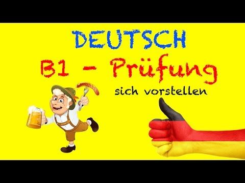 Deutsch lernen: Einkaufen in der Stadt - learn German: shopping - apprendre l'allemand: les magasins - YouTube