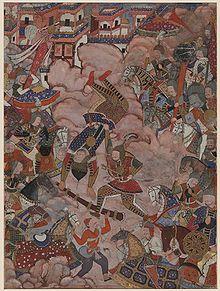 Hamzanama - Wikipedia, the free encyclopedia