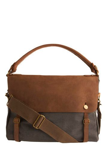 Truly Gritty and Gorgeous Bag: $100