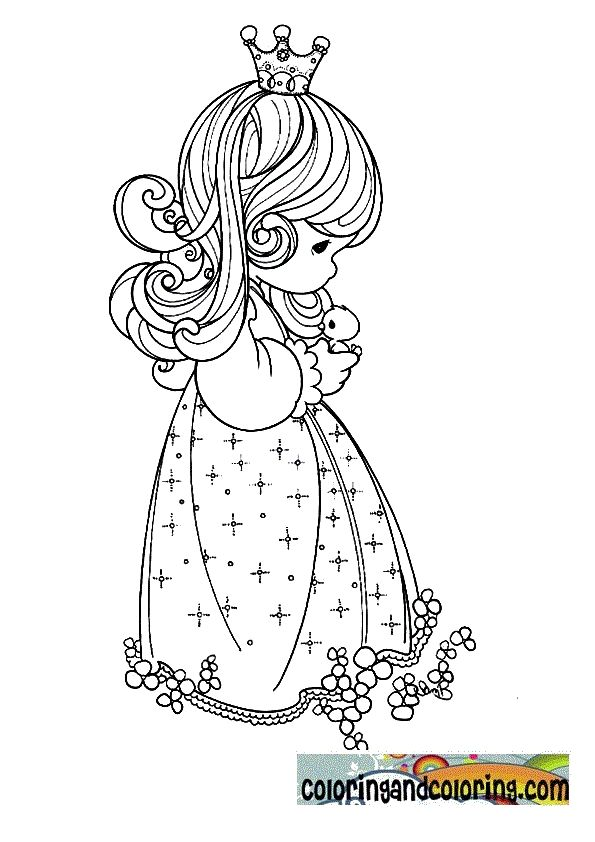 precious moments coloring | Coloring and coloring pages