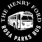 Rosa Parks Bus at Henry Ford Museum