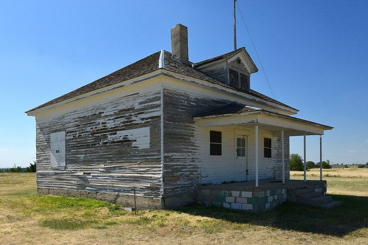 School District Number 1  The first school in Nicodemus was established in the dugout of Zachary and Jenny Fletcher. A formal school house was constructed becoming the first school built in Graham County Kansas. It was later destroyed by fire and replaced by the present building.