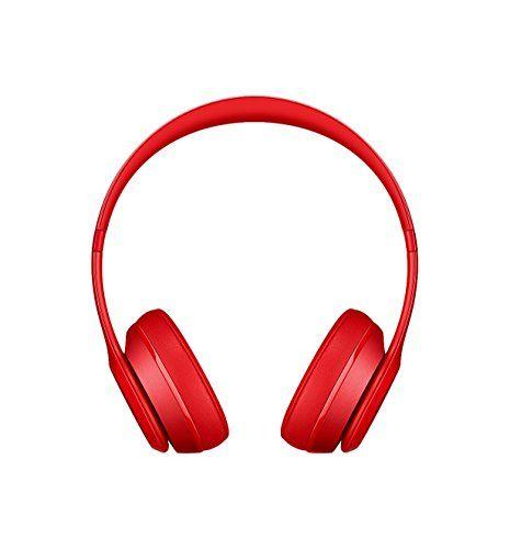 Sale Preis: Beats by Dr. Dre Solo2 On-Ear Kopfhörer - Rot. Gutscheine & Coole Geschenke für Frauen, Männer & Freunde. Kaufen auf http://coolegeschenkideen.de/beats-by-dr-dre-solo2-on-ear-kopfhoerer-rot