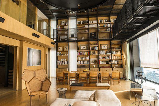 An Open Plan Penthouse in Beirut - WSJ.com