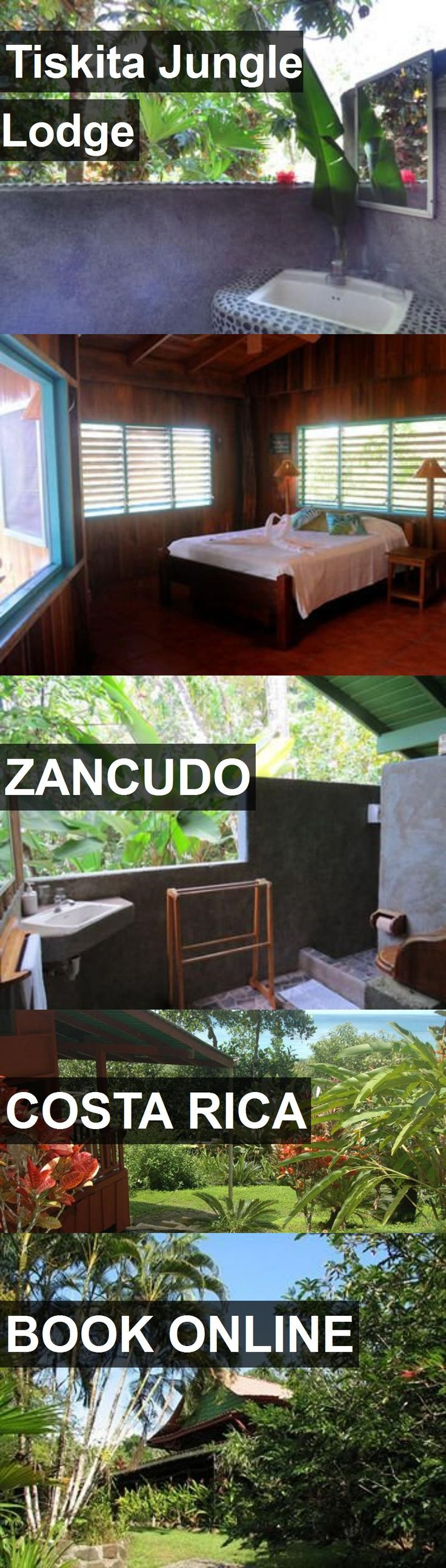 Hotel Tiskita Jungle Lodge in Zancudo, Costa Rica. For more information, photos, reviews and best prices please follow the link. #CostaRica #Zancudo #travel #vacation #hotel