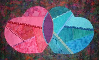 Crazy Stitcher: Paula's Hearts
